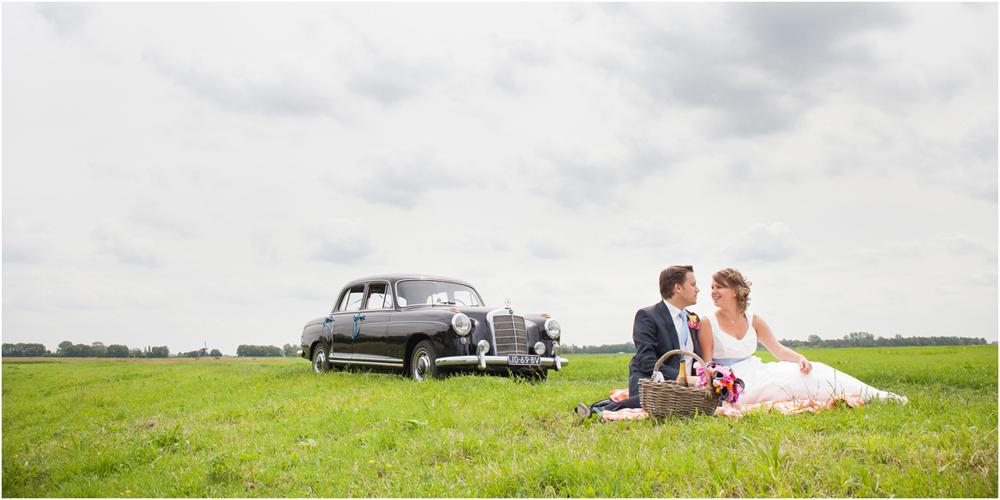 Bruidsfotograaf Noord-Holland - Kaageiland