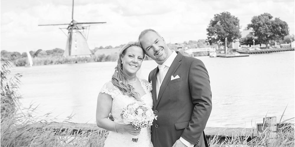 Bruiloft Bleiswijk